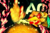 Man Gives Rihanna Head: A Sticky Situation (420Friendly)